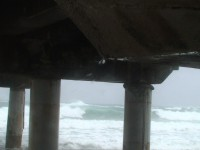 Hurricane Rain Drops Stock Video Footage