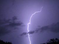 Lightning Bolt Stock Video Footage