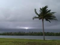 Lightning Strike Stock Video Footage